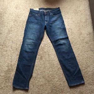 Men's Hollister Co. Medium Wash Skinny Jeans